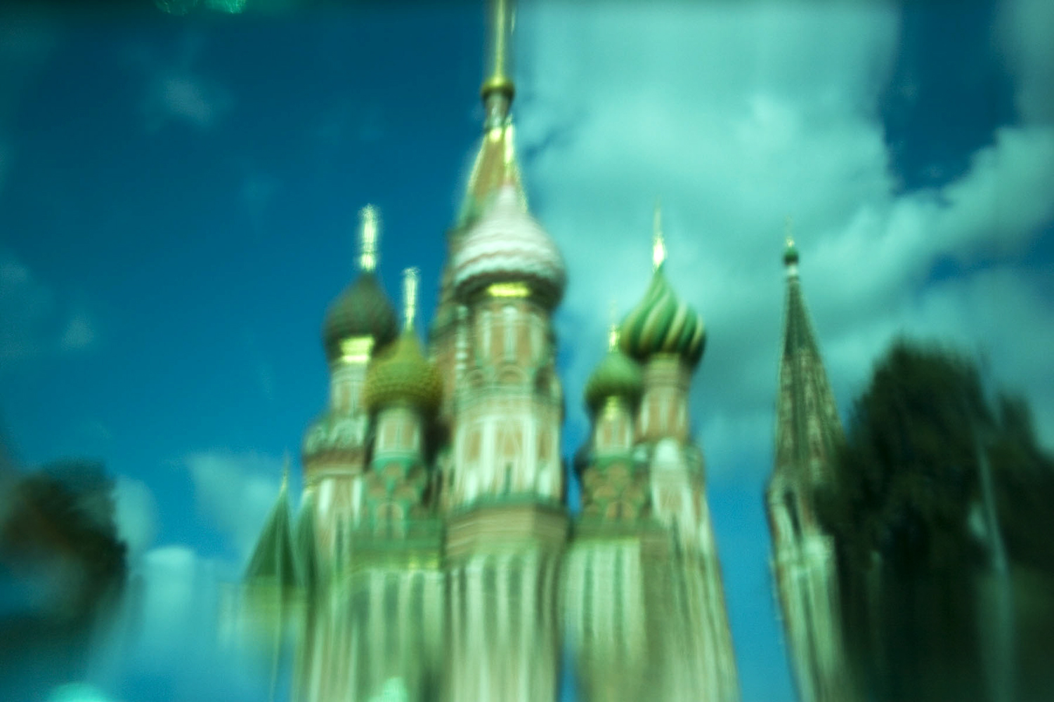 St. Basil's Cathedral – Moscow, RU