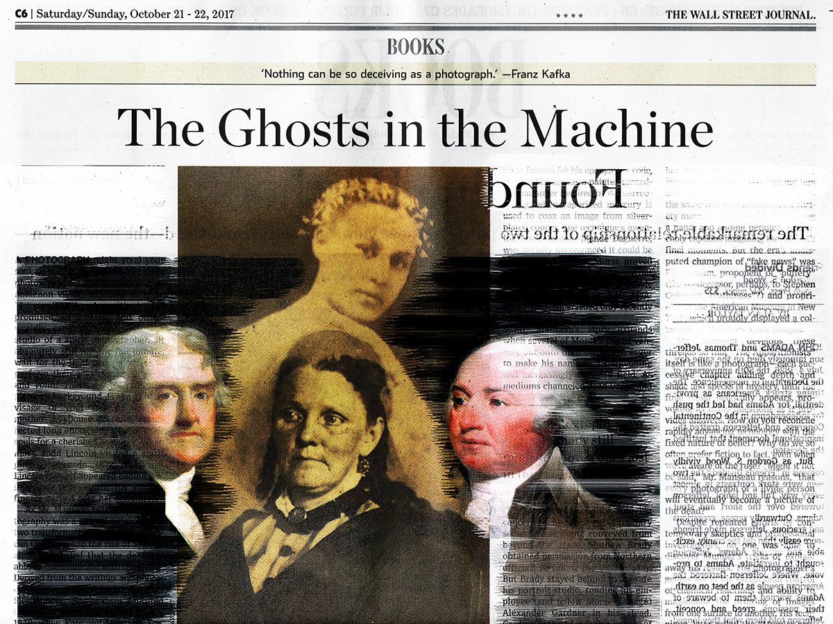 GHOSTS IN THE MACHINE -