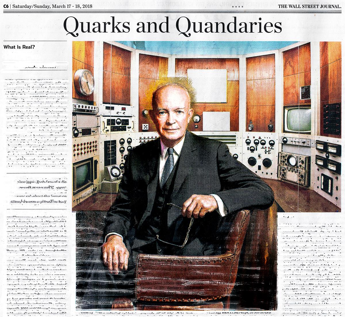 QUARKS & QUANDARIES -