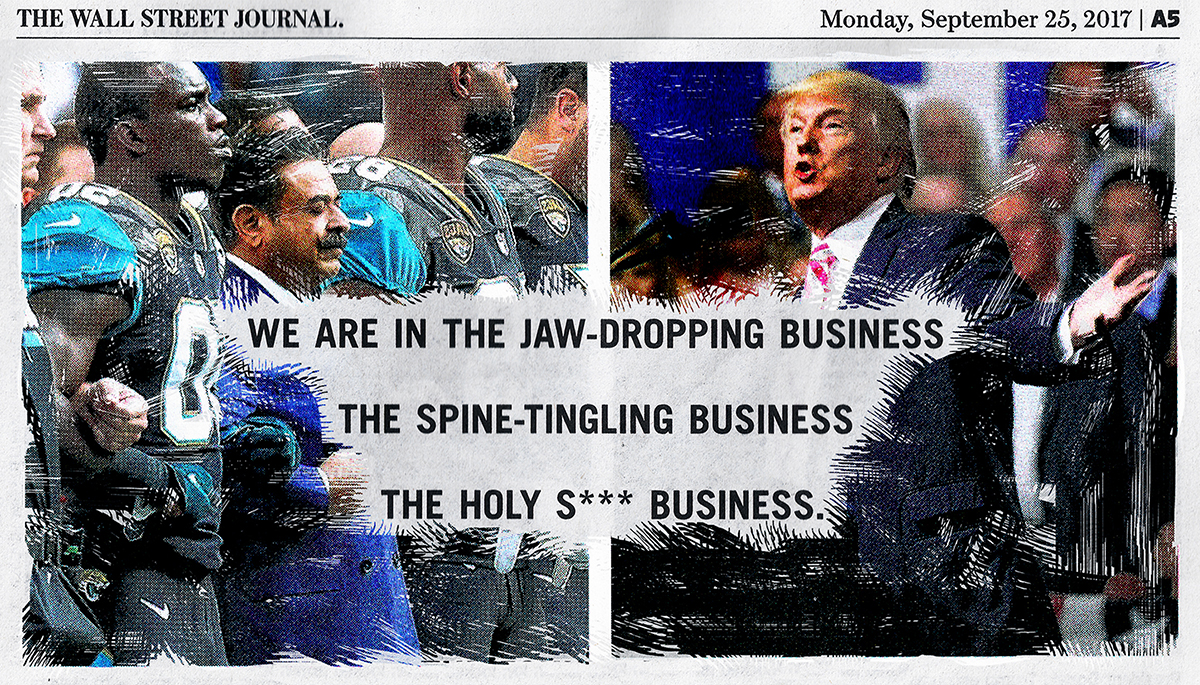 THE HOLY SHIT BUSINESS -