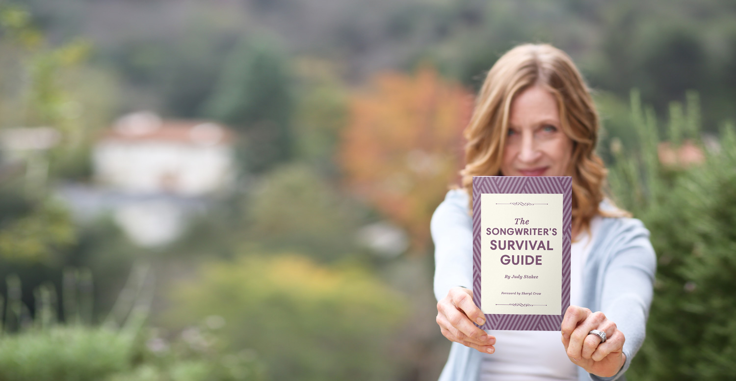 Judy & The Songwriters Survival Guide