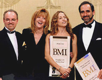 Judy Stakee, Sheryl Crow, BMI Awards