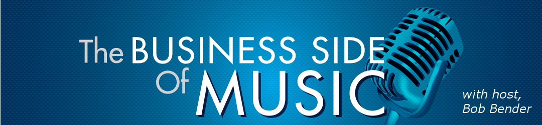 CLICK HERE: The Business Side of Music with Bob Bender - Judy Stakee Interview