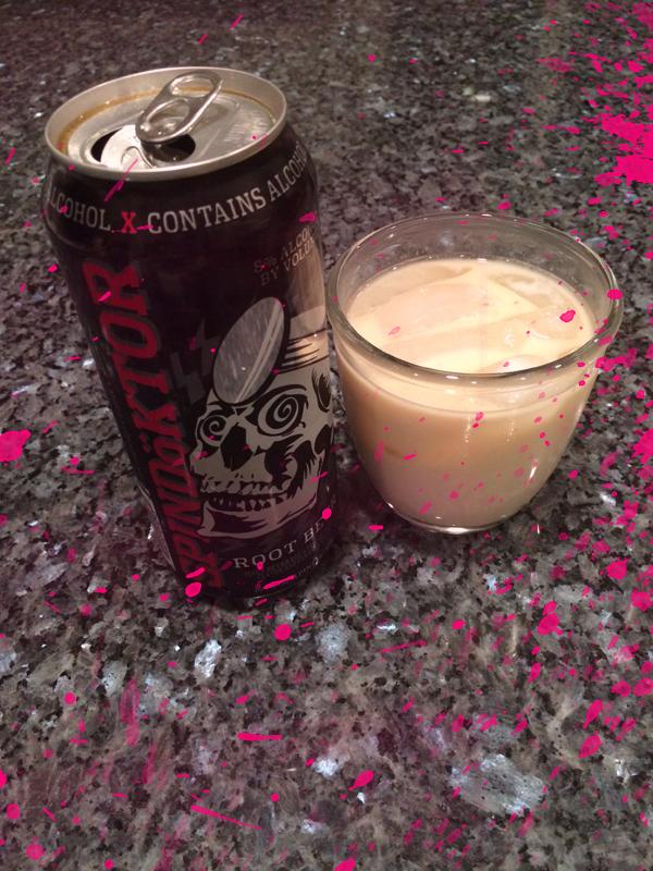 Recipe:   2-3 oz SpinDöktor 1.5 oz Regular or Vanilla Vodka .75 oz Kahlua .75 oz Creamer