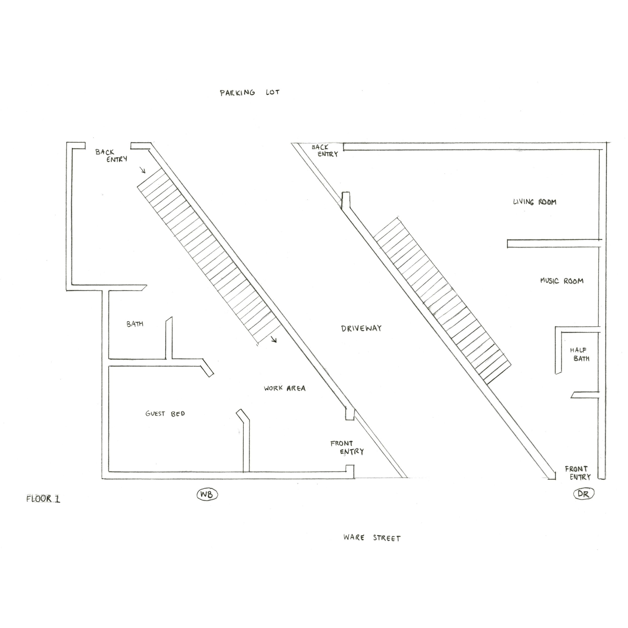 Floor 1 plan