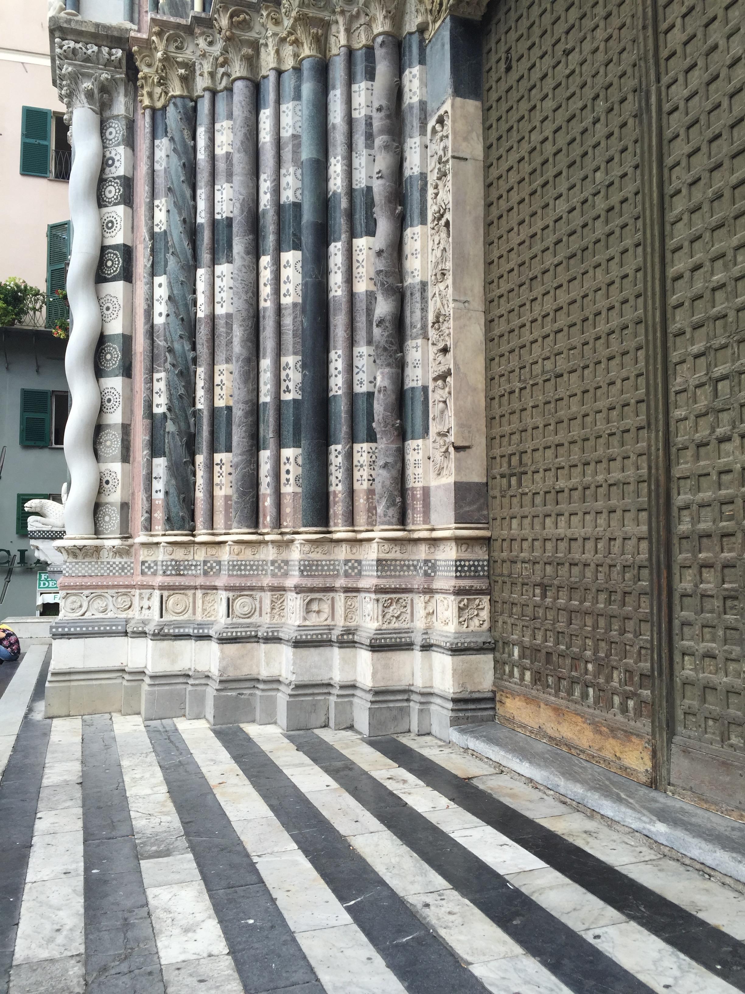 Duomo di Genoa