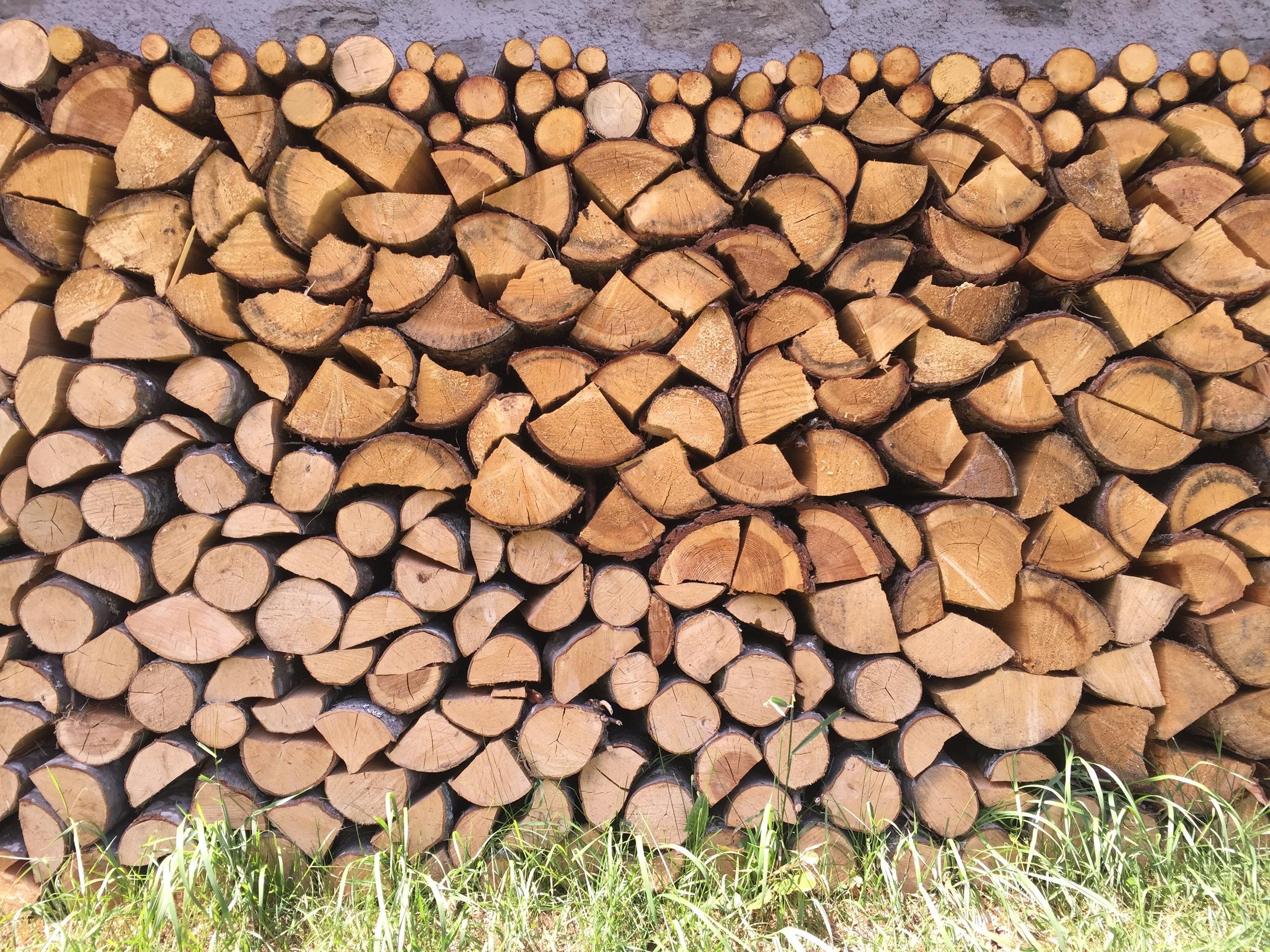 Stockpiling for winter
