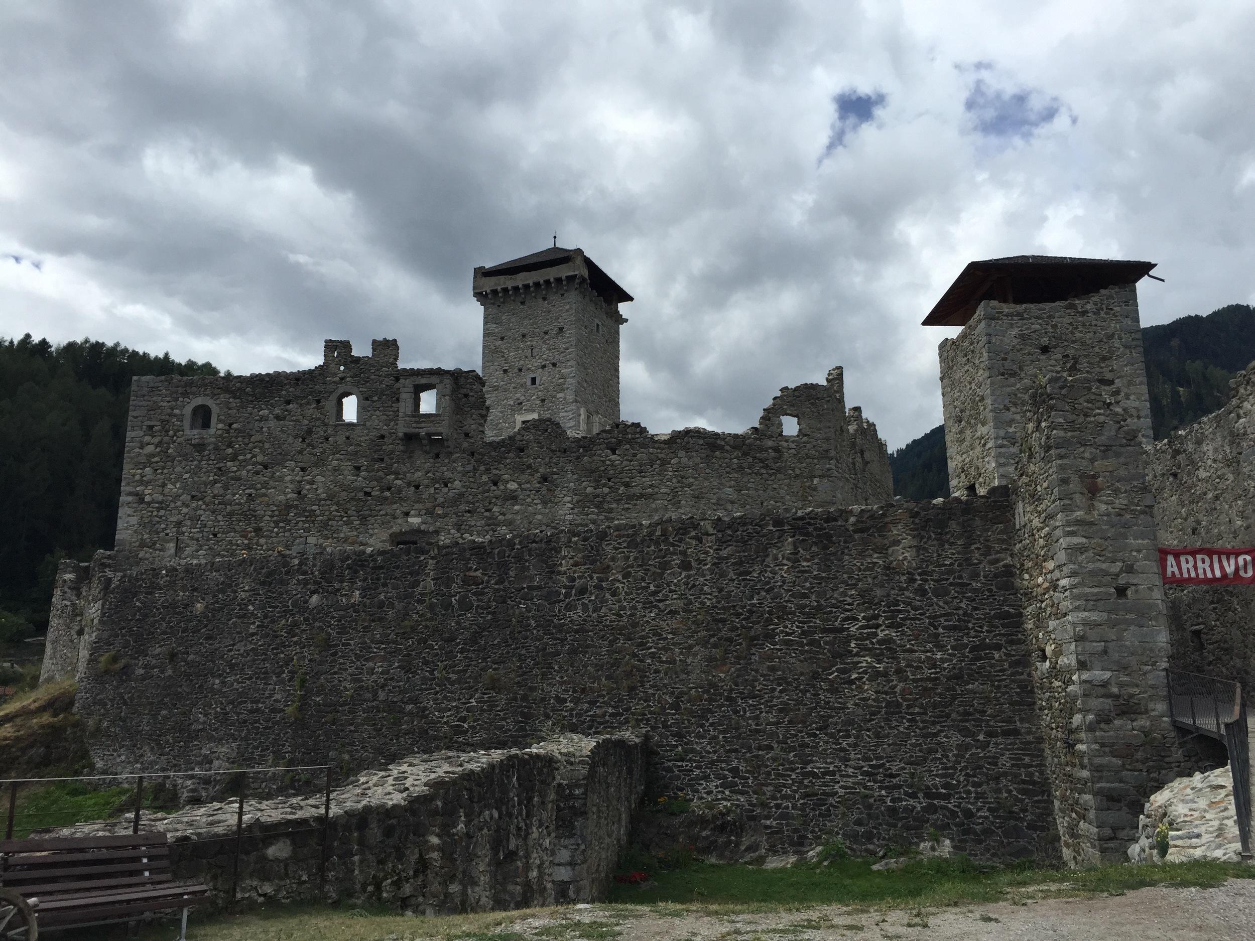 Castel Ossana
