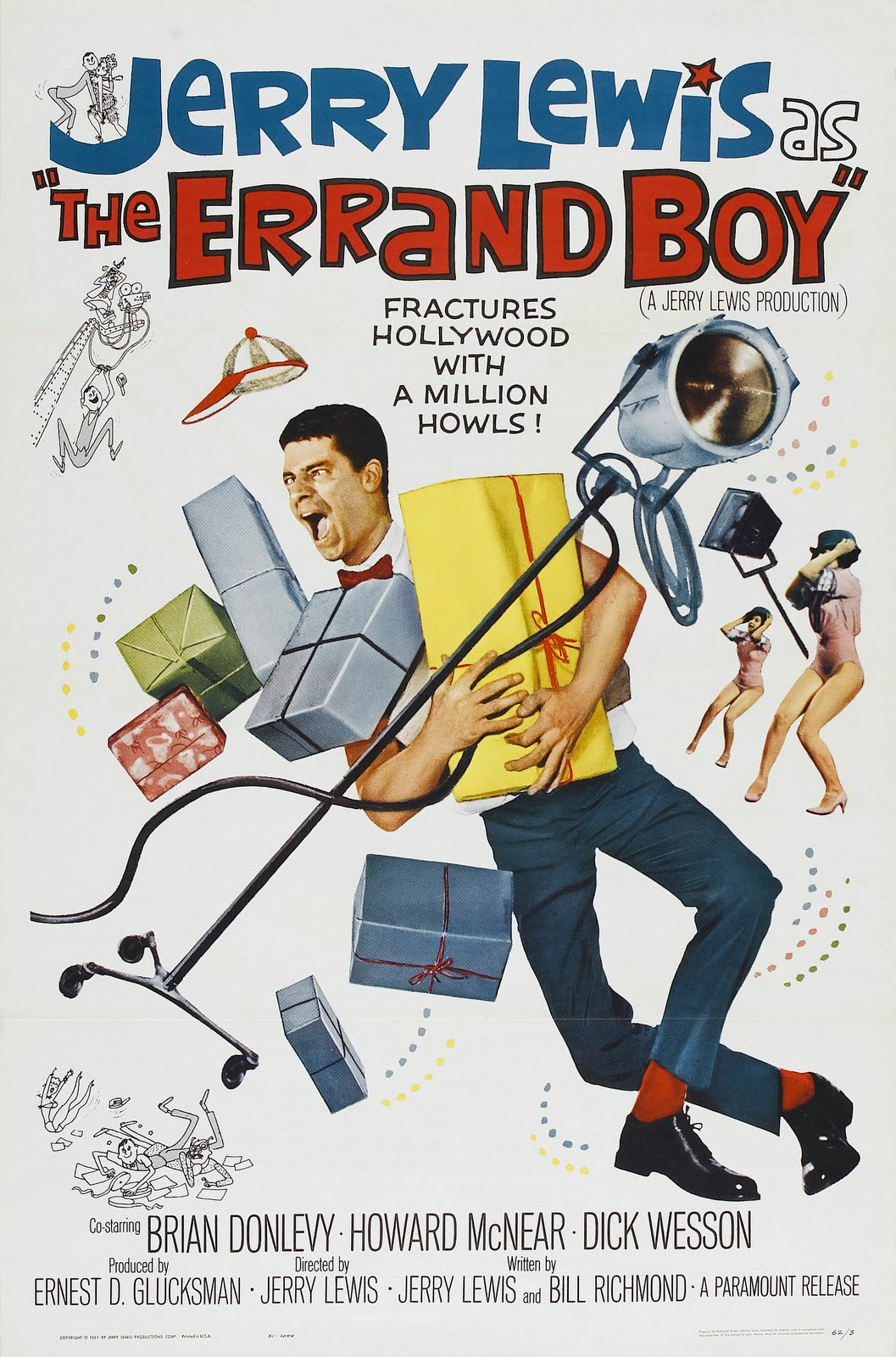 Poster - Errand Boy, The_01.jpg
