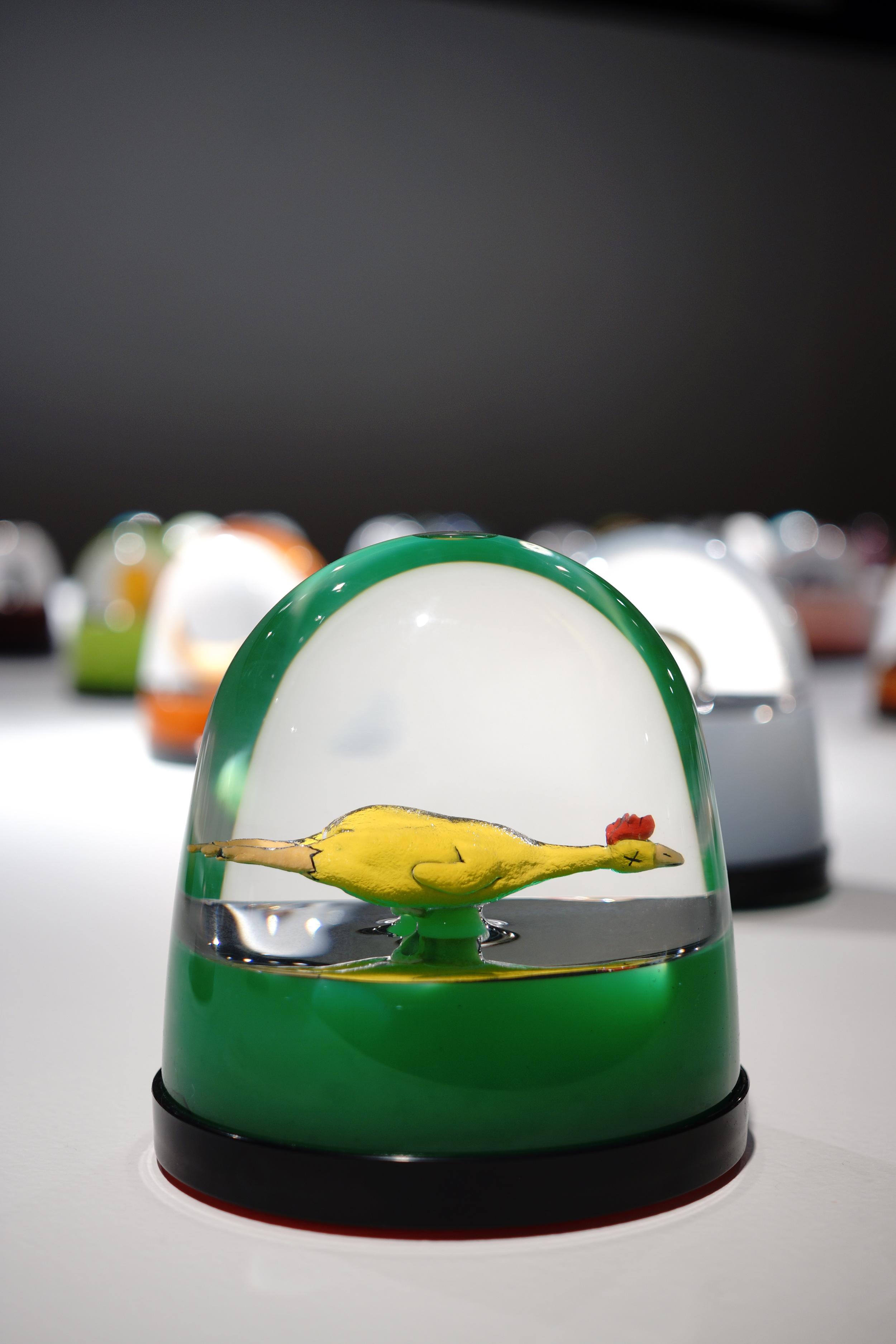 """""""Rubber Chicken Globe"""""""