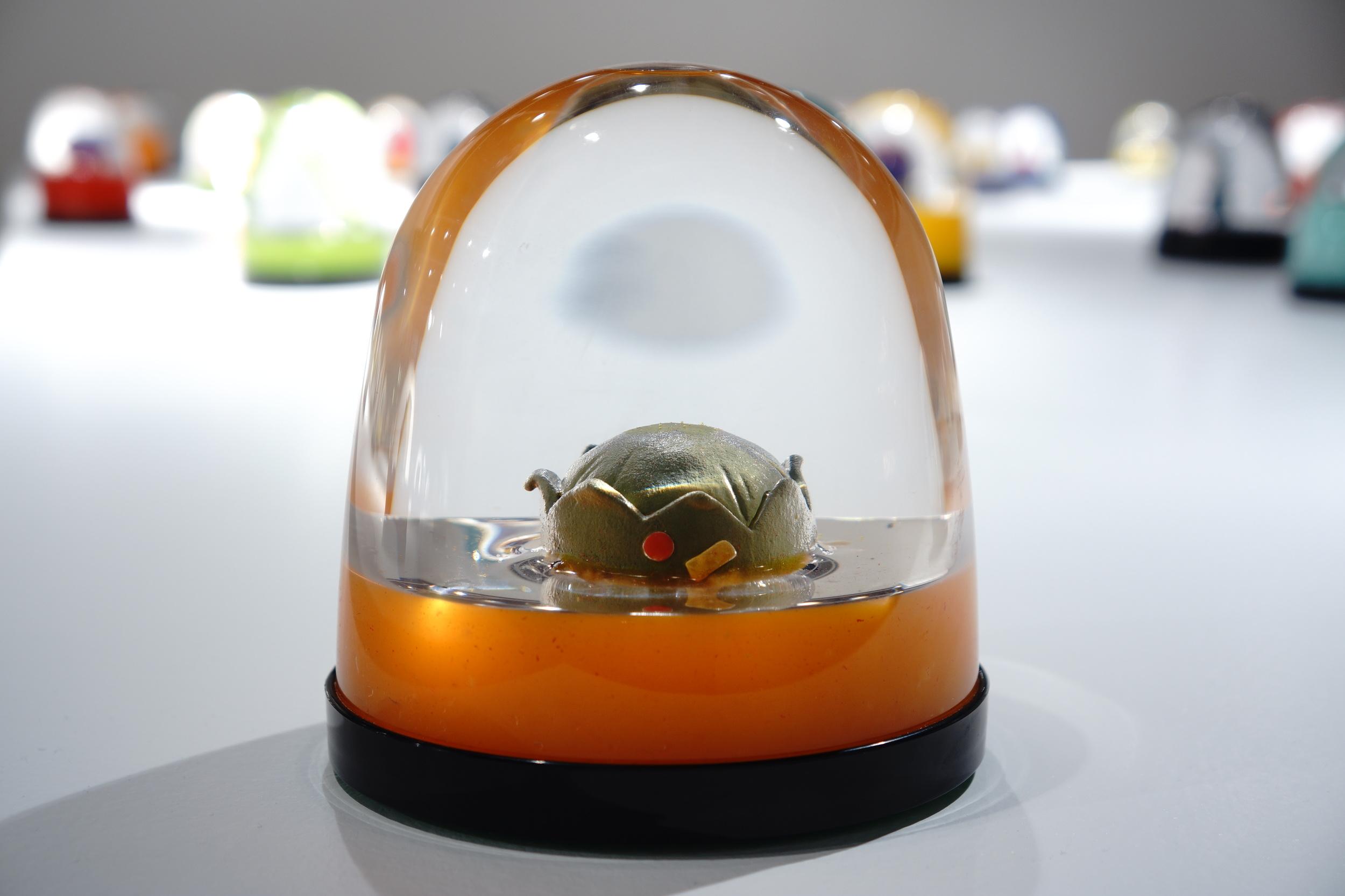 """""""Jughead Hat Globe"""""""