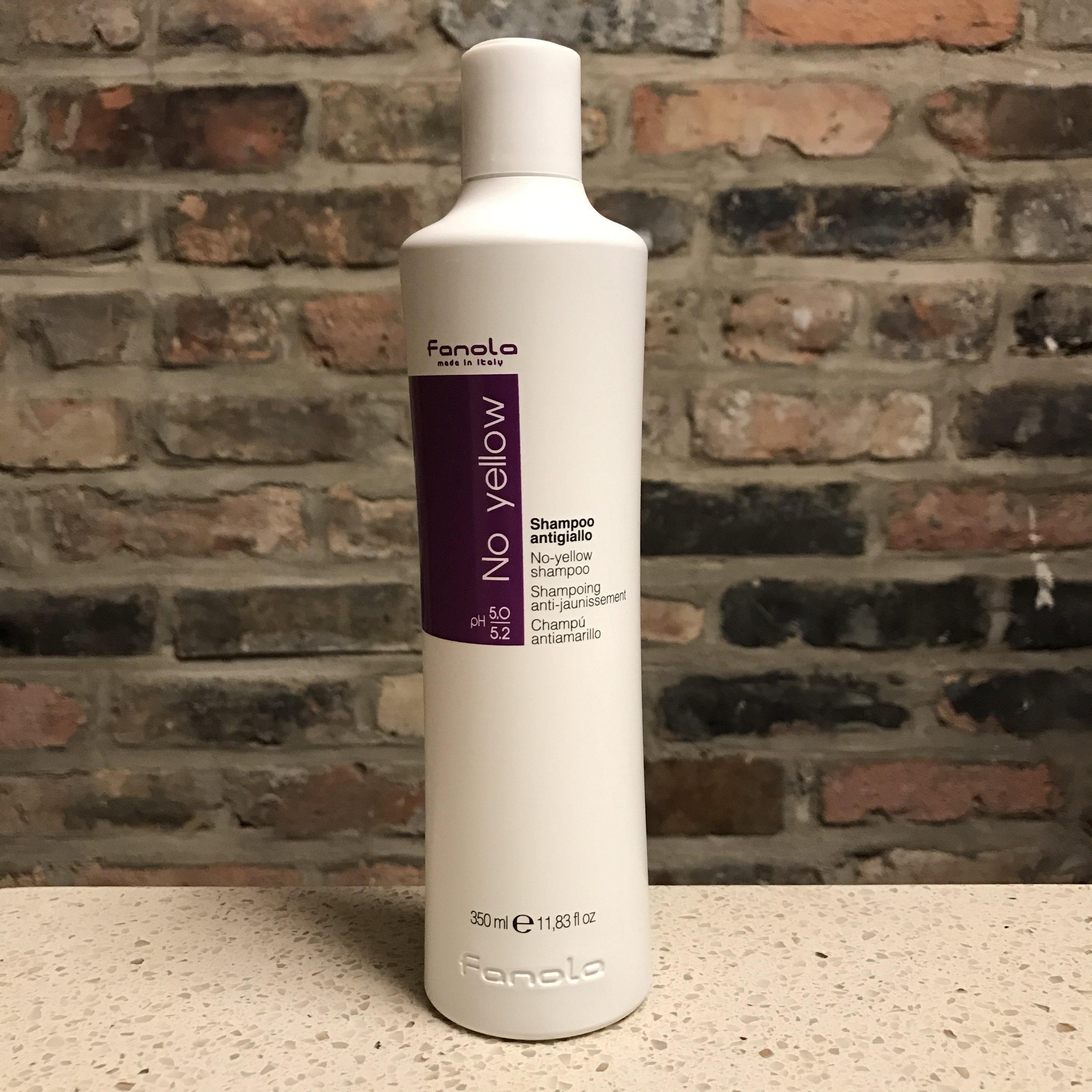 Fanola No Yellow Shampoo ($42)