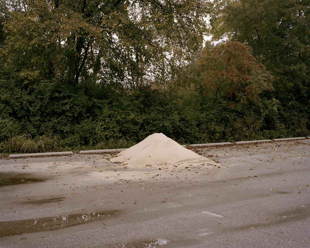 Sand Pile, Little Miami Golf Center, Newtown, OH