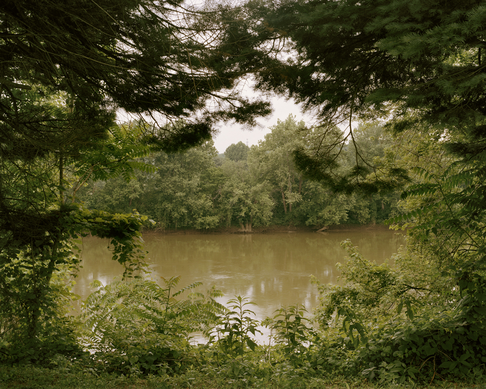 Muskingum River View, Devola, OH