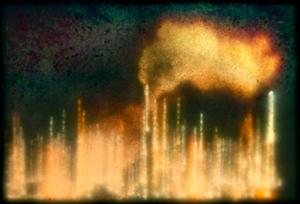 """30°28'5.88""""N, 91°12'37.73""""W (Port Allen) © AnnieLaurie Erickson"""