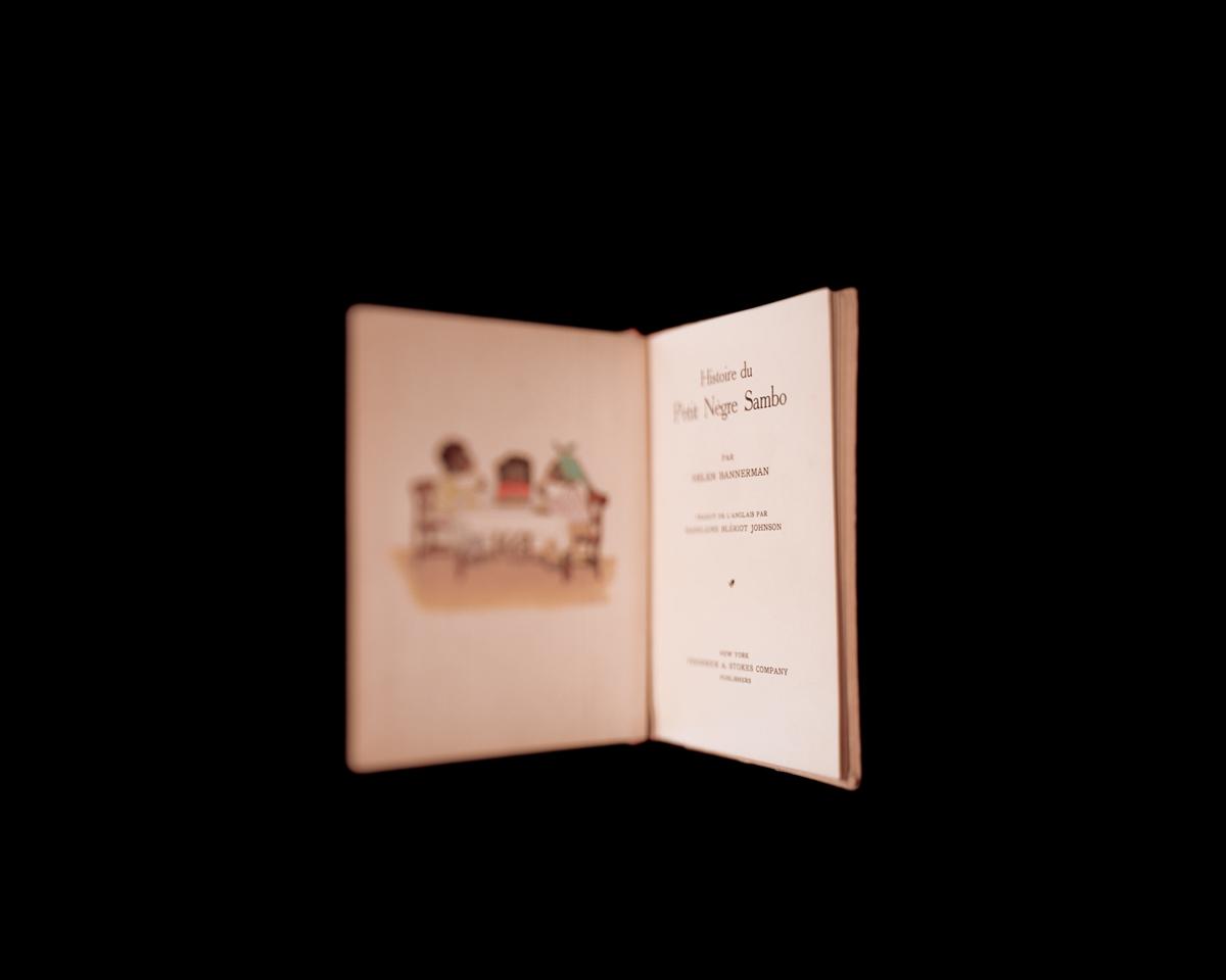 Little Black Sambo. Paul Schopp Collection. Riverton, NJ. © Wendel White