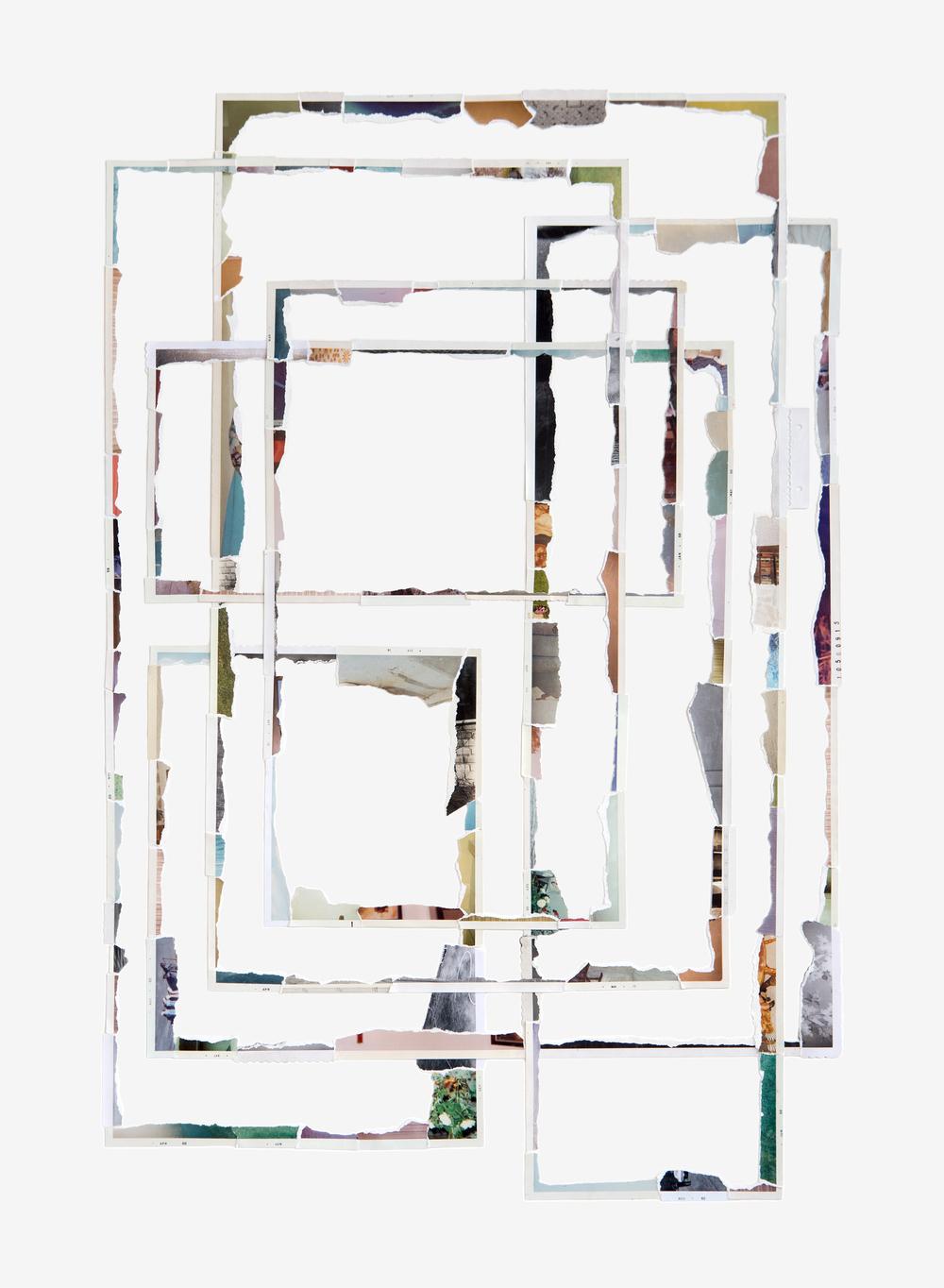 Framing Device, 2016. © Joe Rudko