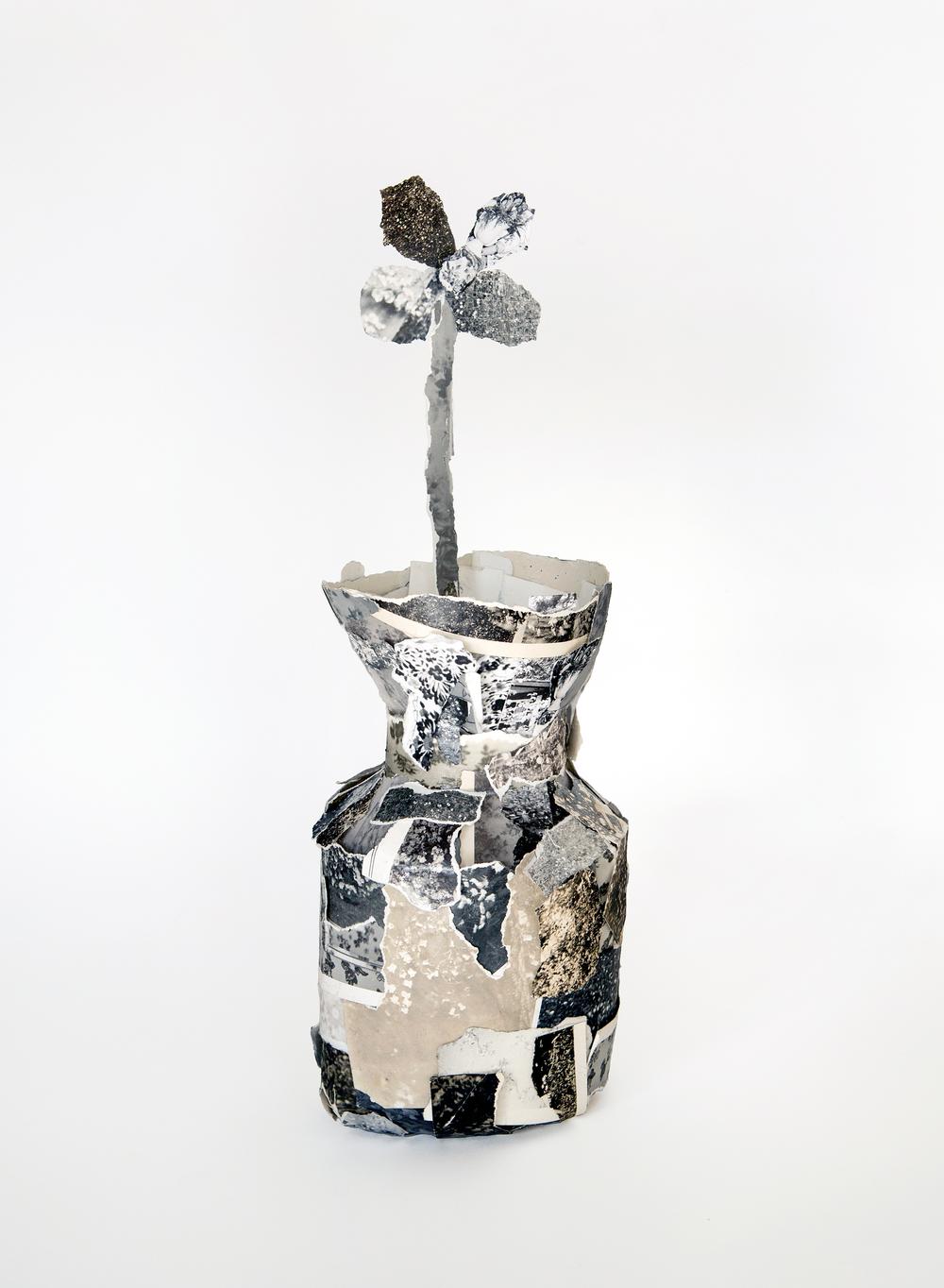 Flower Vase, 2016. © Joe Rudko
