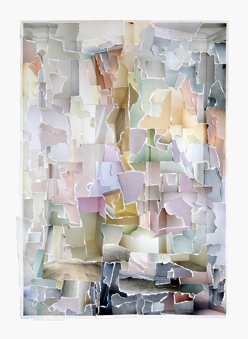 White Walls, 2016. © Joe Rudko