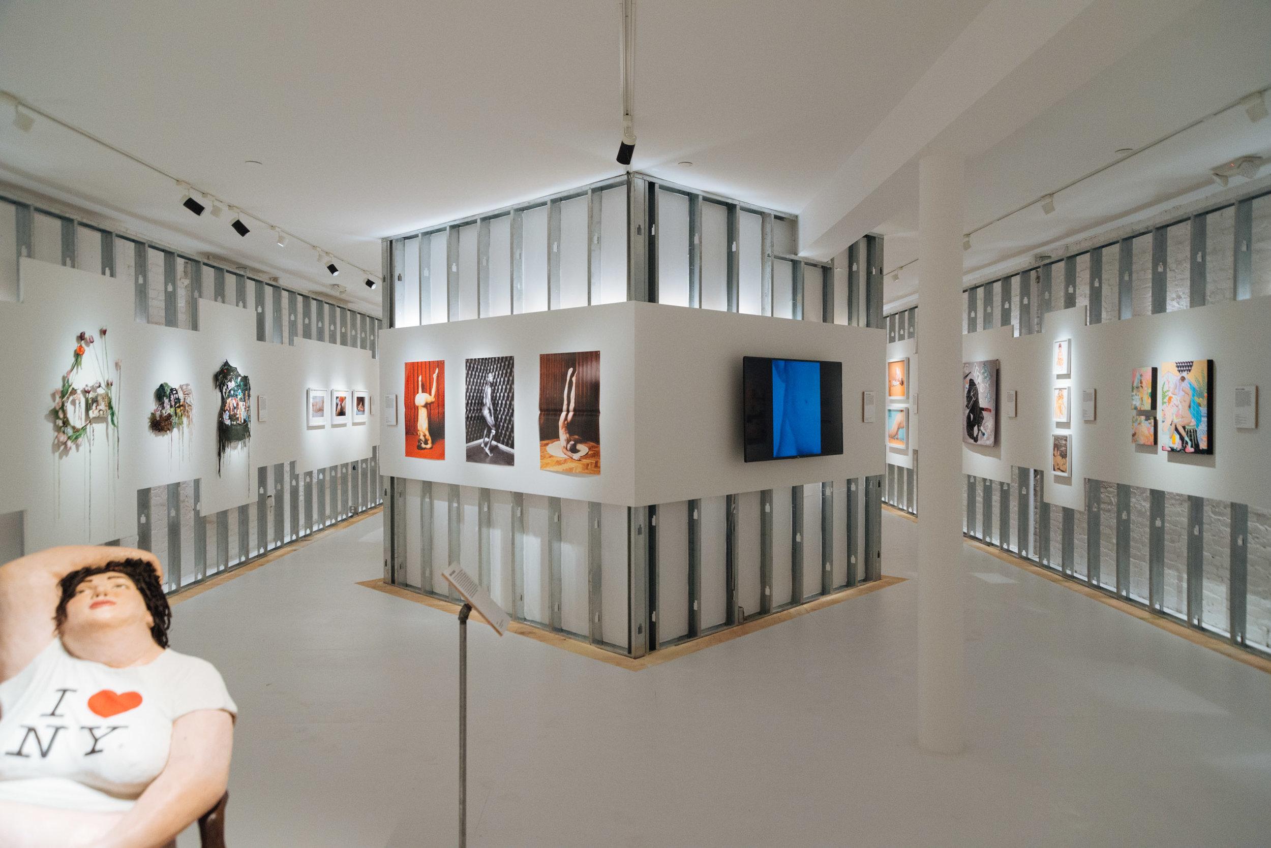 Installation photo Courtesy of Charlie Rubin