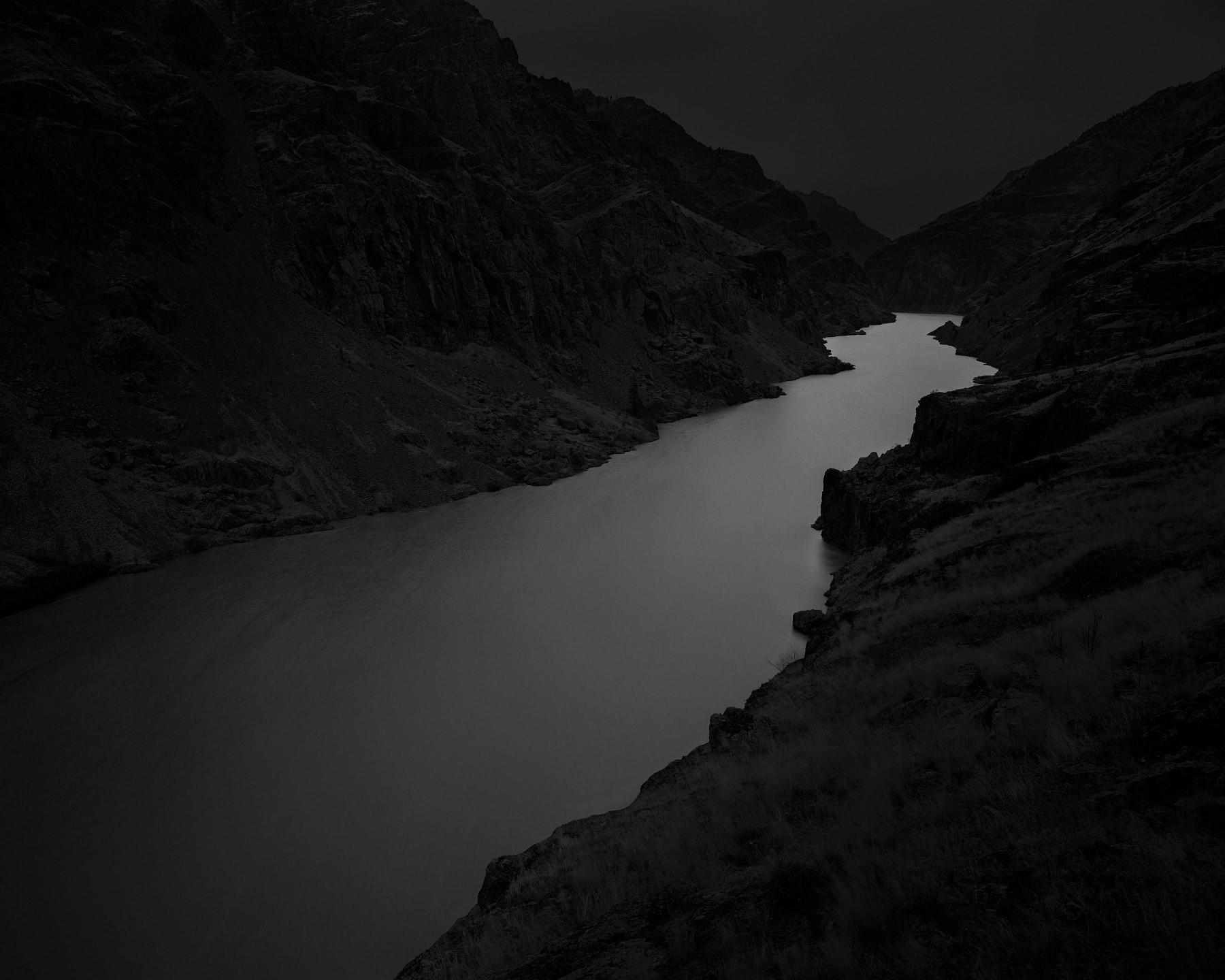 River VI, 2014 © Adam Katseff