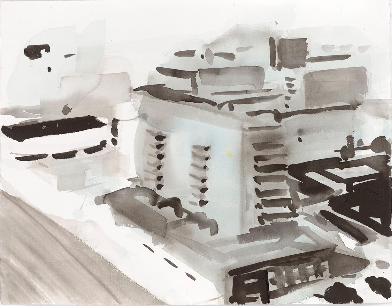 Karl Marx Allee Buildings © Pamela WIlsonn-Ryckman