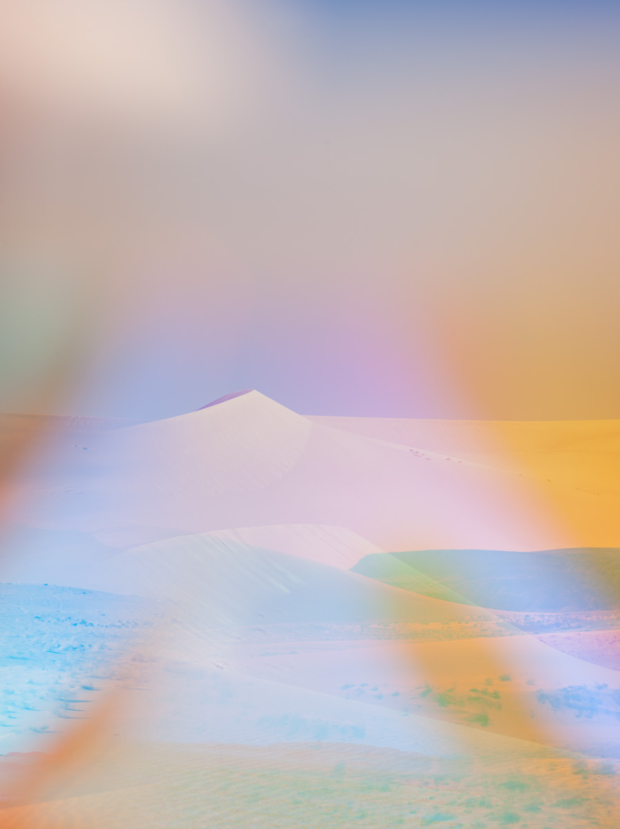 Psychscape 69 (Tonopah, NV), 2017. © Terri Loewenthal
