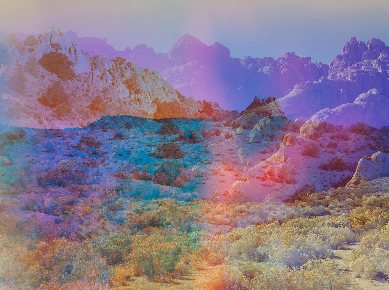 Psychscape 18 (Banner Ridge, CA), 2017 © Terri Loewenthal