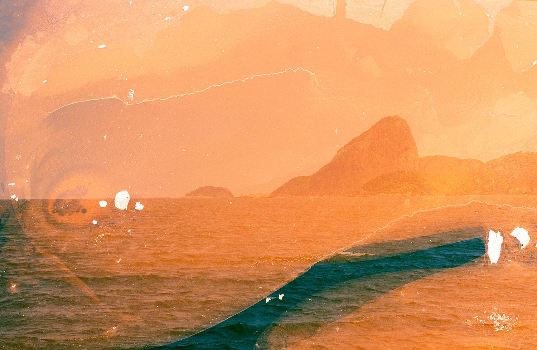© Elsa Leydier. From the series  La Couleur de la baie de Rio