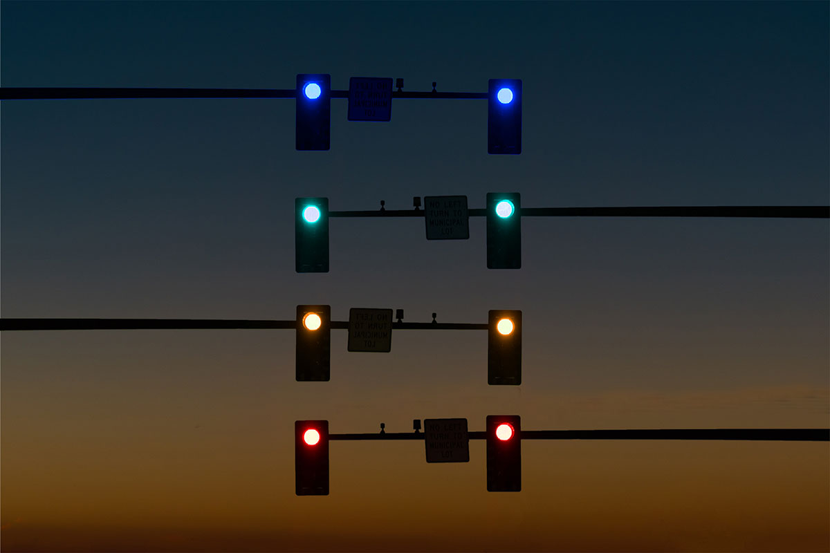 """Mixed Signals"" © Jacob Schlather"
