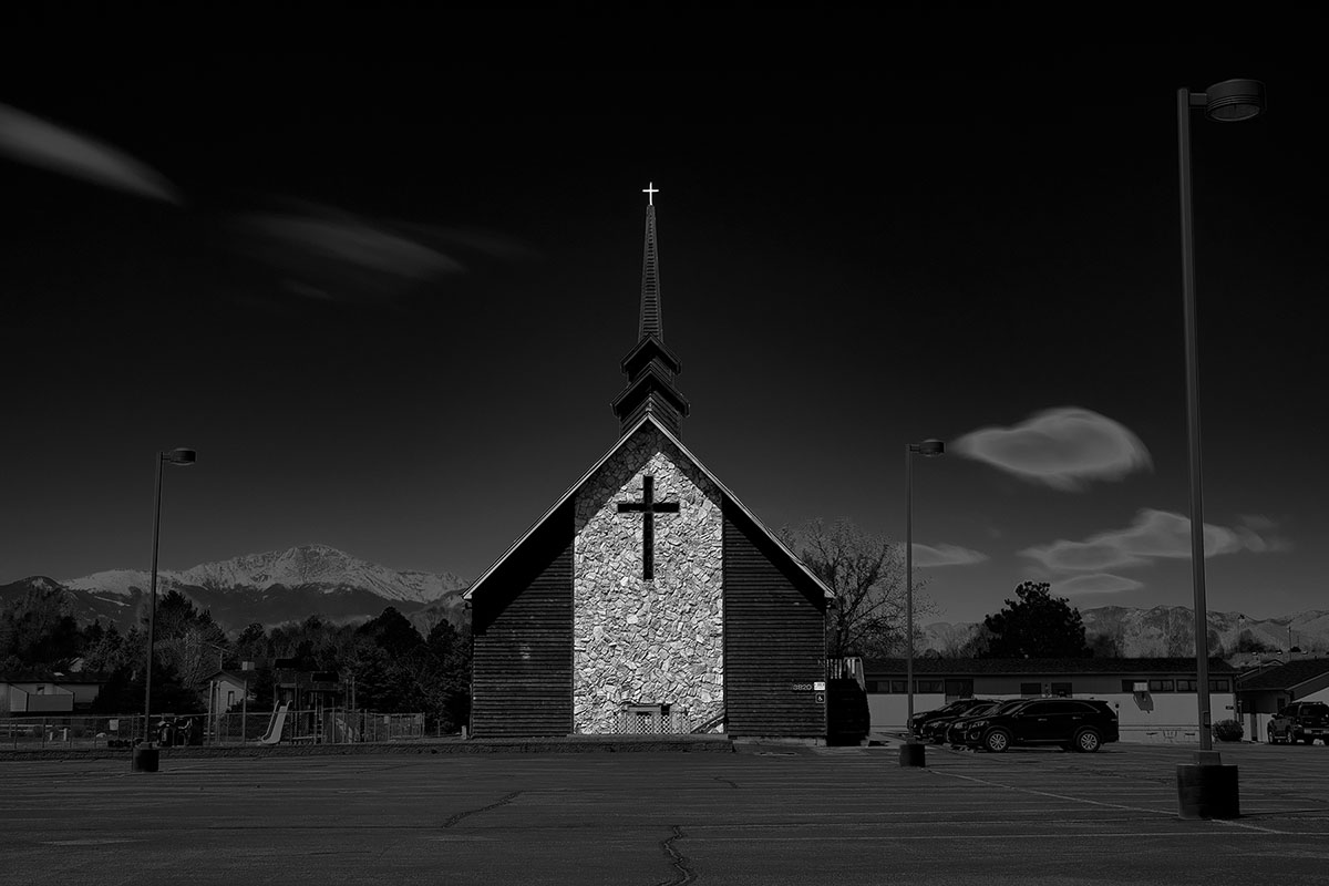"""Garden Ranch Baptist"" © Stacy Platt"
