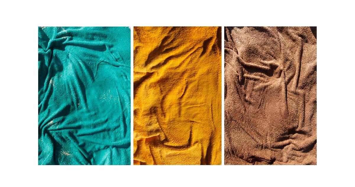 Imprint 4  © Niloufar Banisadr @ 55 Bellechasse Gallery