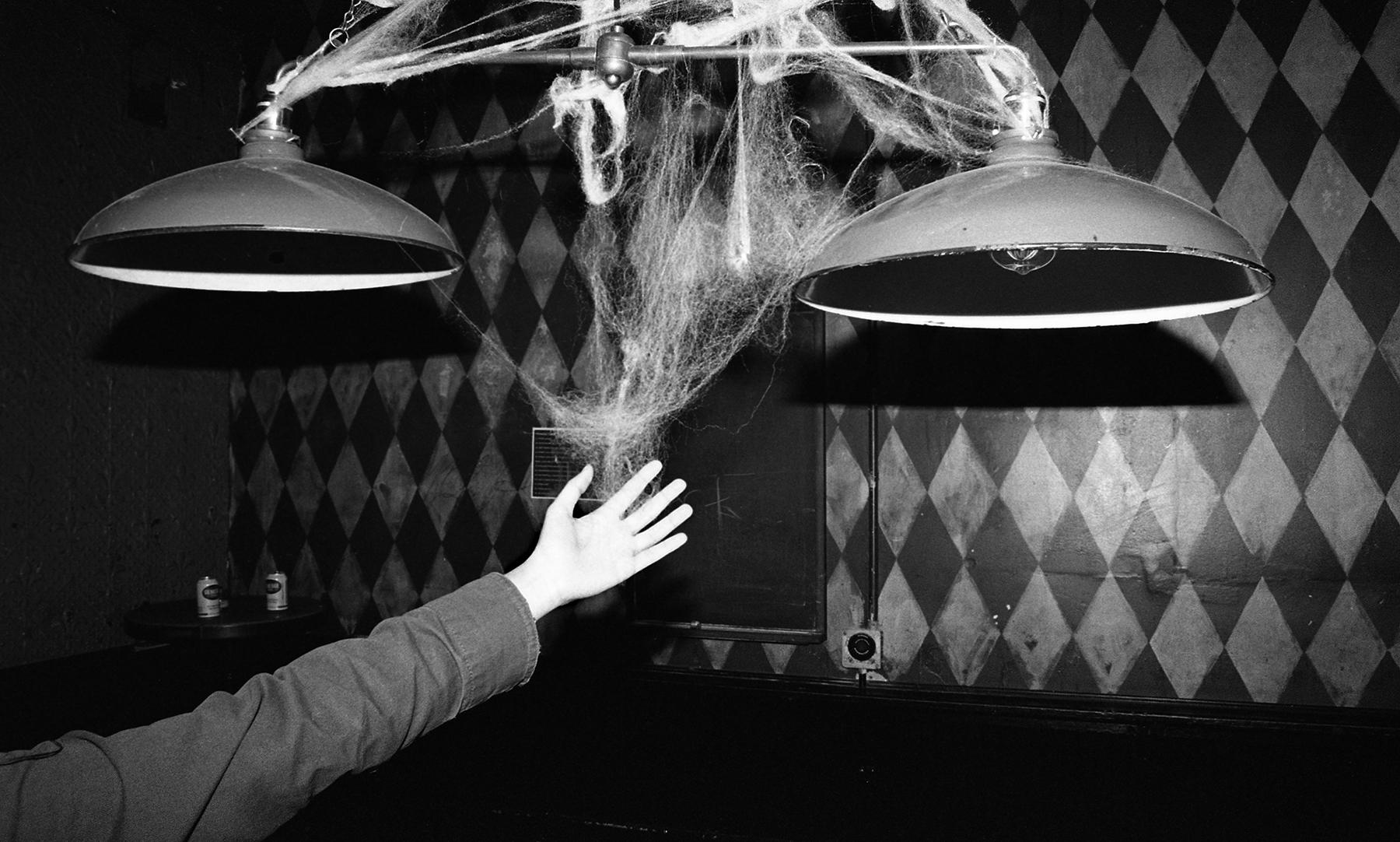 Cobweb. © Billy Buck
