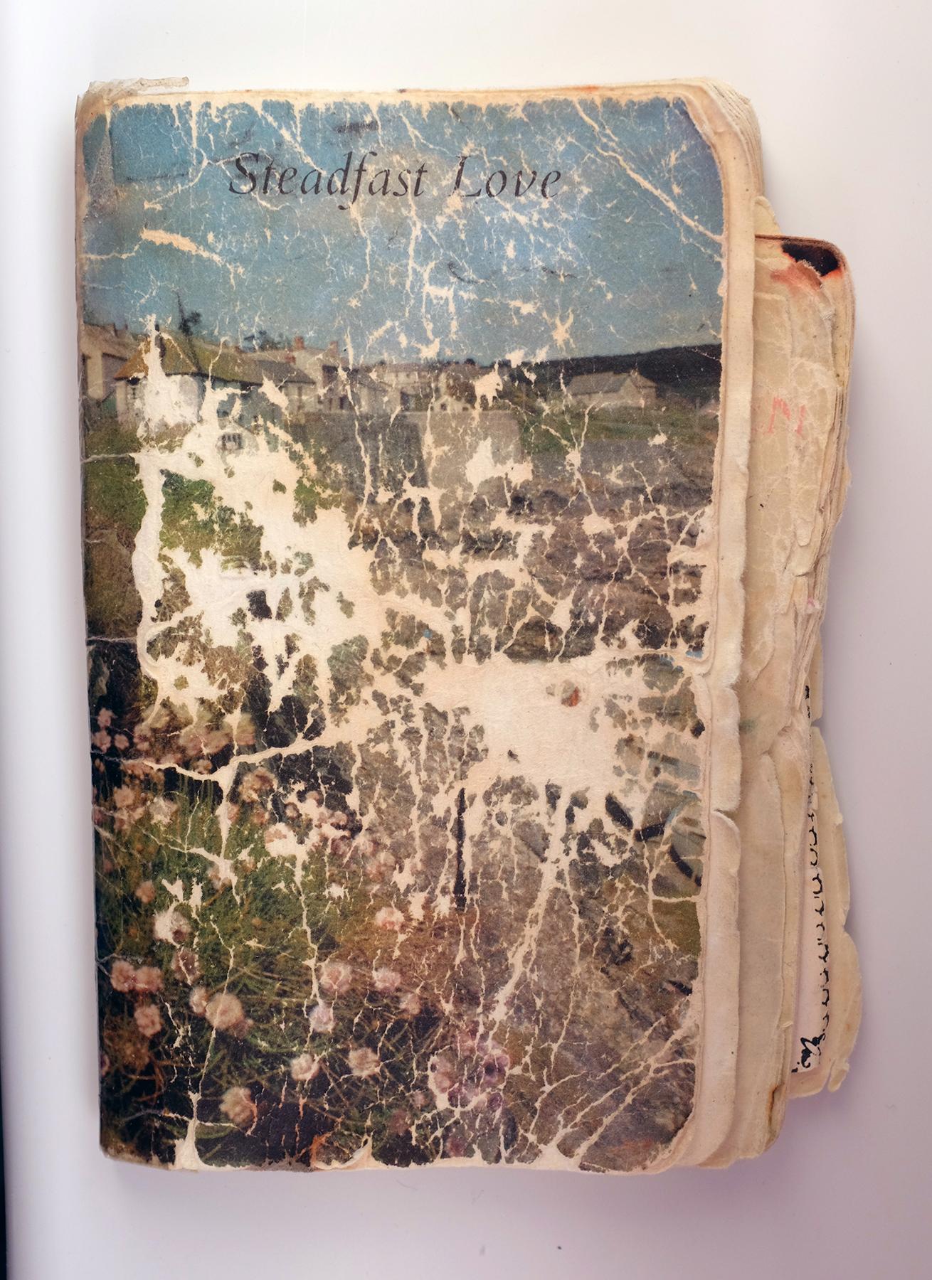 Mum's Prayer Book After Death. © Sandy Carson