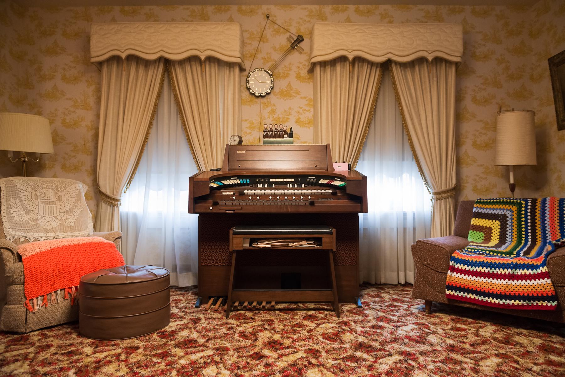 Ivan's Living Room. © Mariah Karson