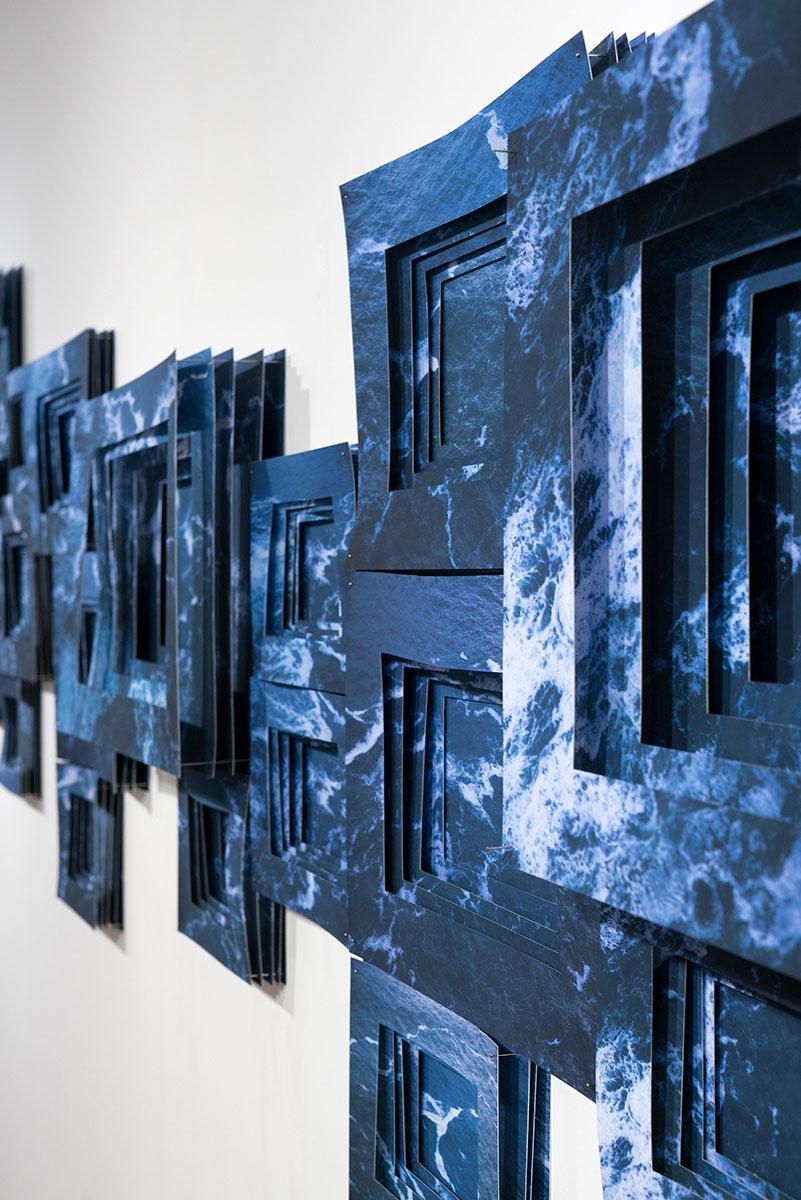 © Elina Ruka - installation view