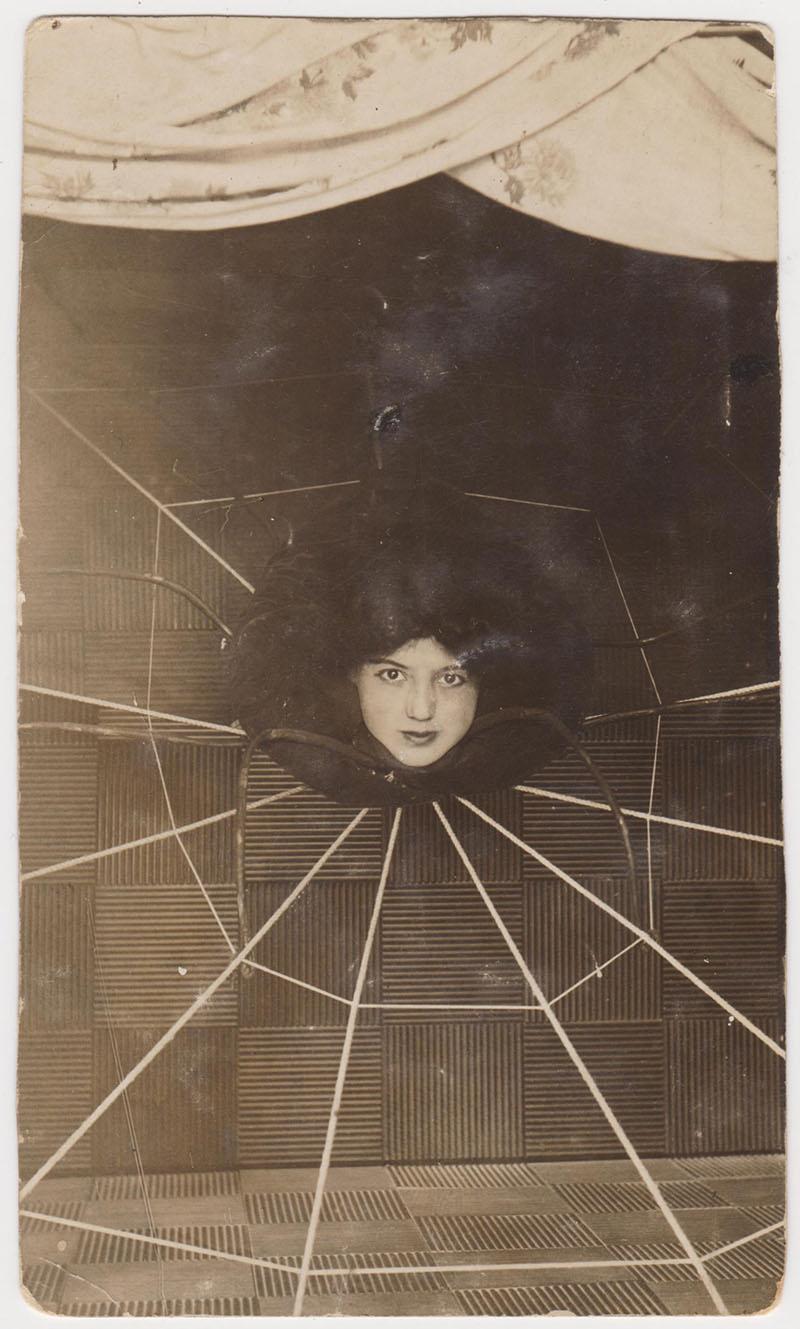 Vintage Photo Postcard/ Snapshot from the collection of  Robert E. Jackson / @robert_ e_. jackson