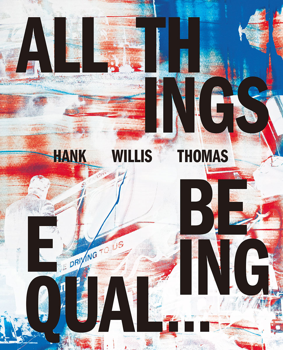 All Things Being Equal  by Hank Willis Thomas