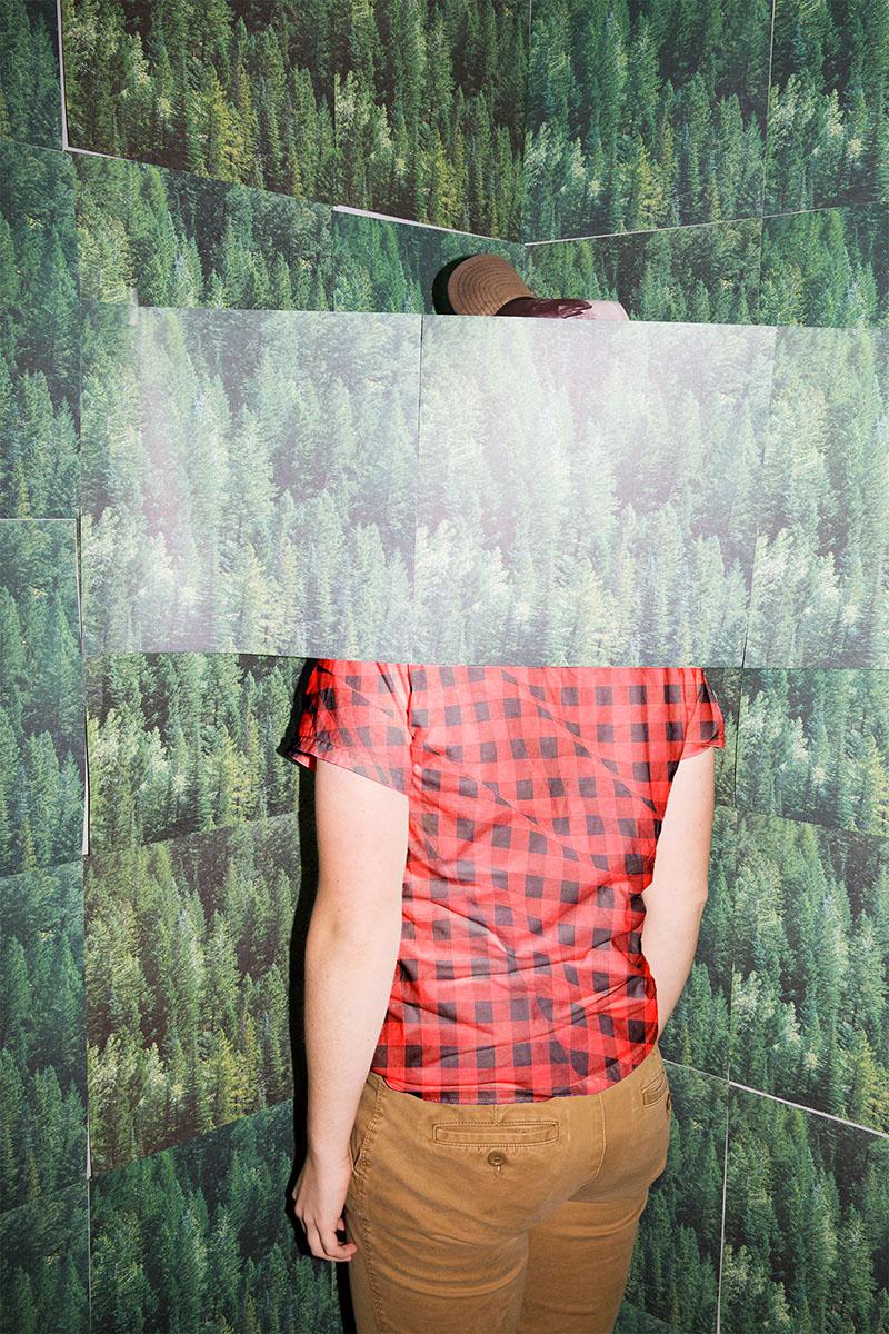 Forest. © Kes Efstathiou