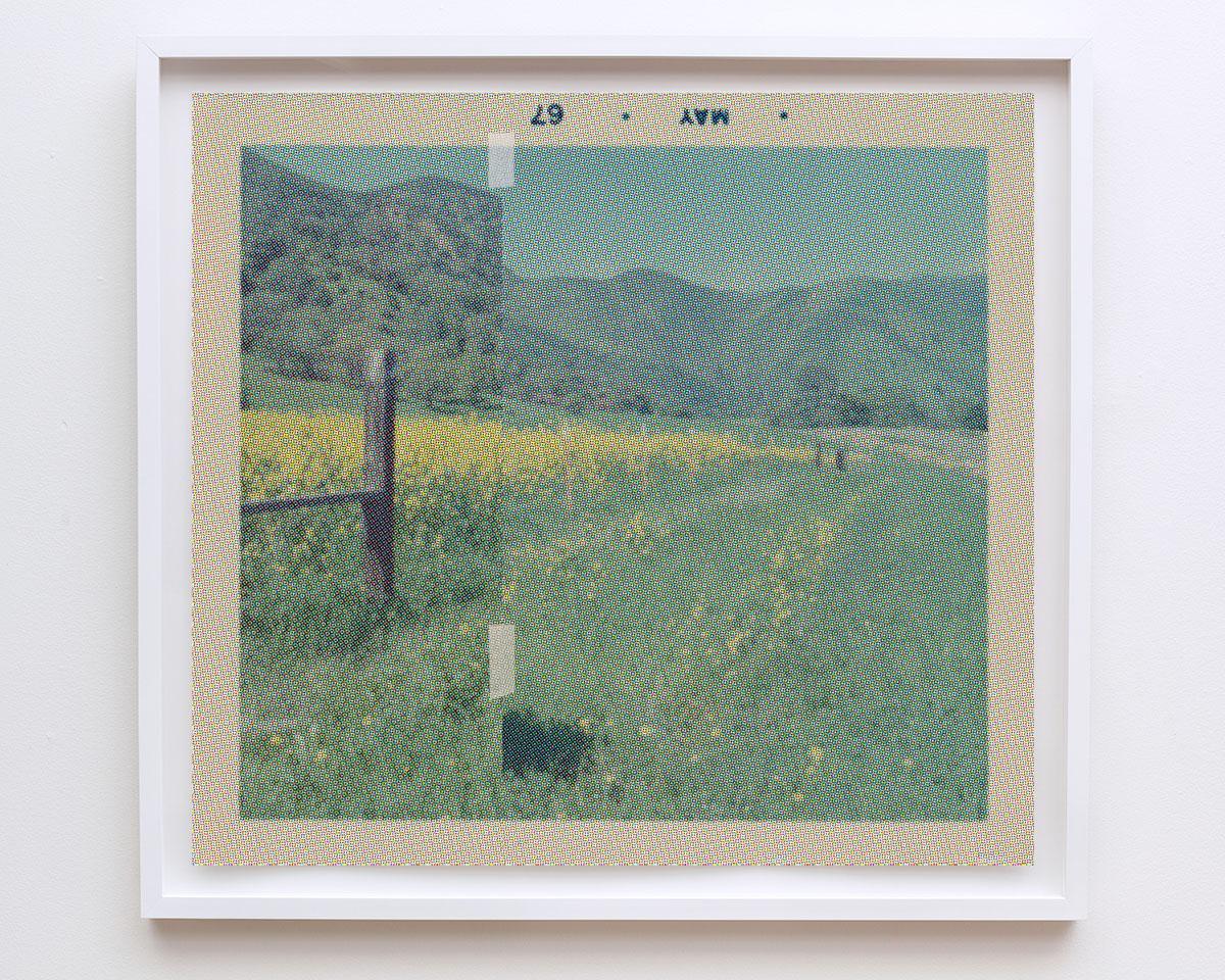 May 67 - Mountains.  © Chinn Wang