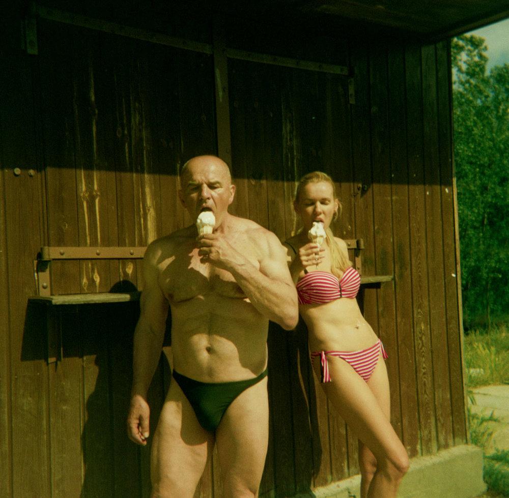 Daughter nudist is it