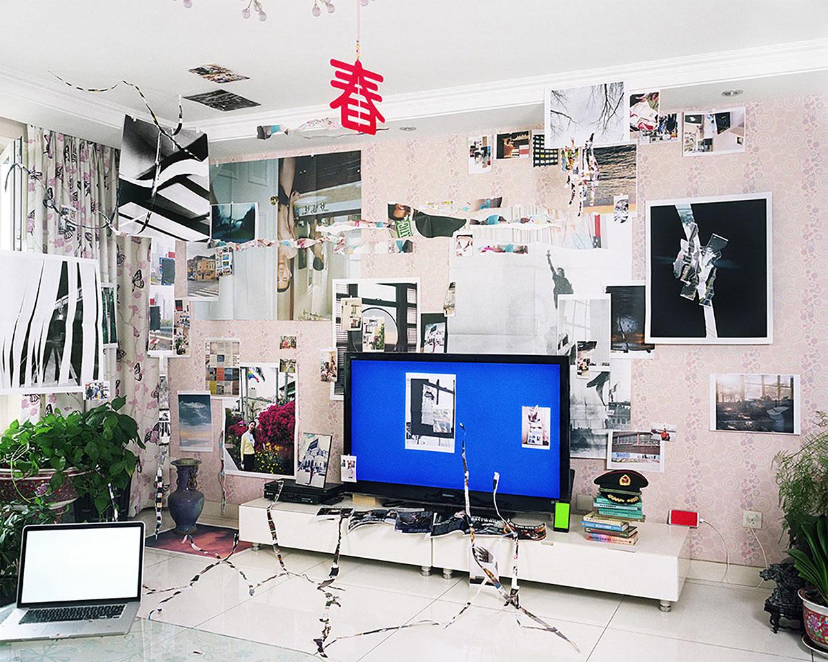The Living Room  © Guanyu Xu