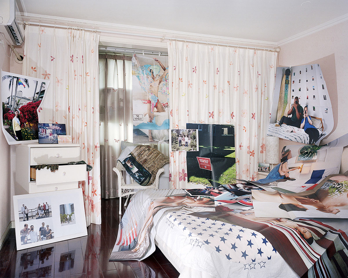 Parents Bedroom  © Guanyu Xu