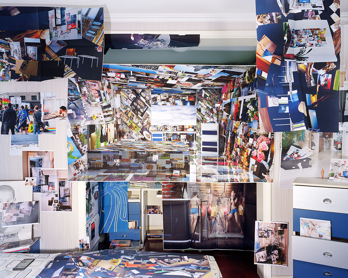 Reanimated Bedroom  © Guanyu Xu