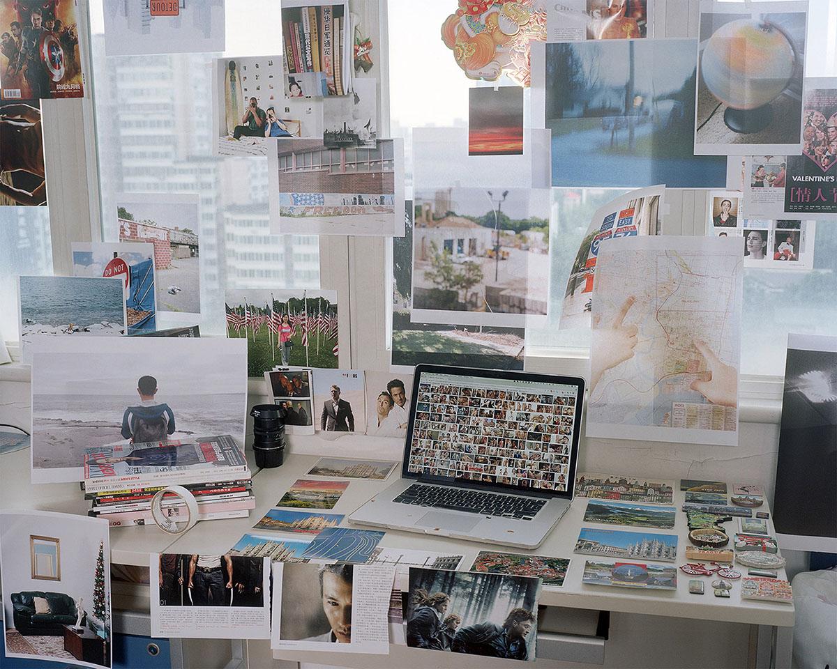 My Desktop  © Guanyu Xu
