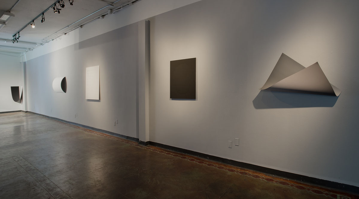 To See From Somewhere - installation view. © Ariel C. Wilson