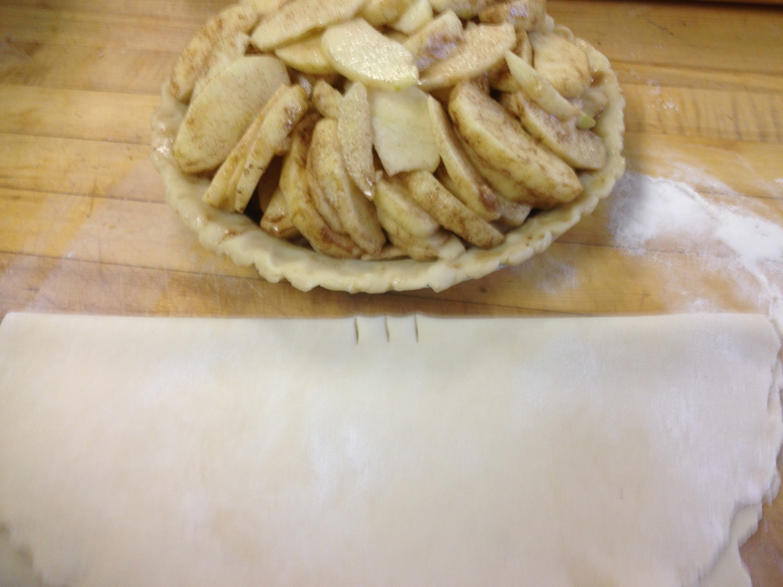 Pie Crust, Ready to Cover