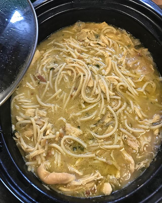 My new favorite Indonesian Chicken Soup. Recipe at Lorees.com in my recipe box. #lovesoups#loveflavors#shopbethel#shoplocal