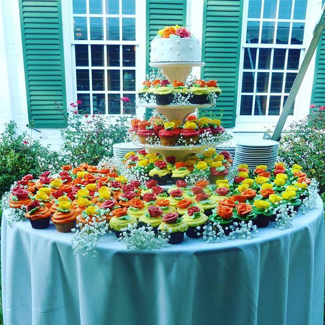 Festive & colorful wedding treats!