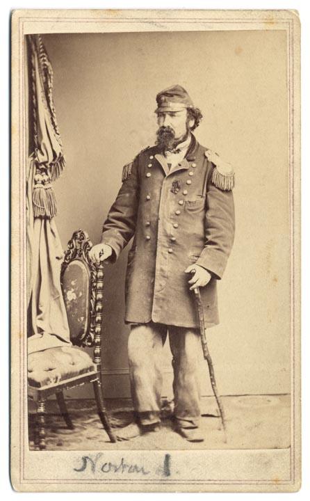 Emperor Norton in the 1860s (c)